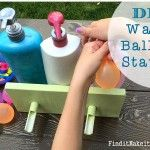 Household re-purpose: water balloon pump! July 12, 2013 By: Melanie23 CommentsHousehold re-purpose: water balloon pump!