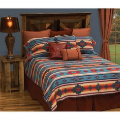 Crystal Creek Bedding Set by Wooded River - WD24020-CK