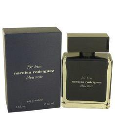 Narciso Rodriguez Bleu Noir by Narciso Rodriguez Eau De Toilette Spray 3.4 oz