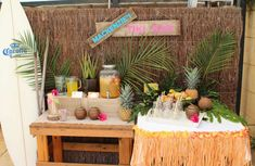 Hawaiian Luau Birthday Party Ideas | Photo 35 of 35 | Catch My Party