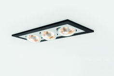 Bringing you big versatility in a small package with our #Supermodular Qbini Adjustable Lighting