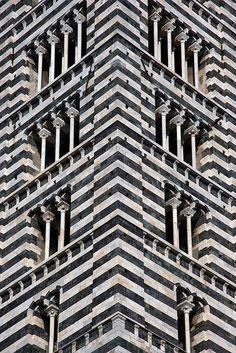 Duomo di Siena, Tuscany Italy