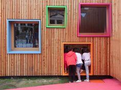 New Building for Nursery and Kindergarten in Zaldibar