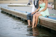 CASSIE+BRYAN | Stand Up Paddle Engagement Session » CHARD photographer