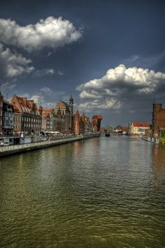 Gdansk, Poland:  Must see! http://www.travelbrochures.org/210/europa/tourism-in-poland