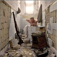 Ta na hora do banho
