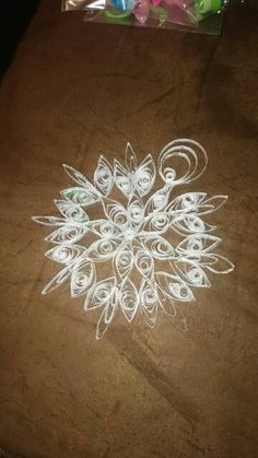 Quilling by me