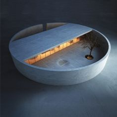 The Ring House & Atelier by MZ Architects http://www.world-architects.com/en/mz/projects-3/al_dana_tower-40304