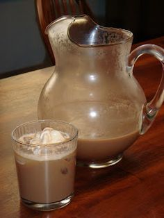 My Blissful Space: South Beach Diet Summer Coffee Drink.