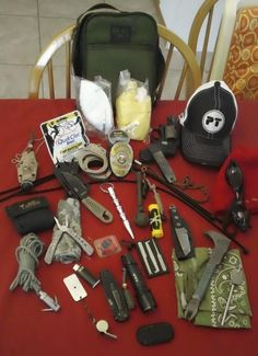 "S.C.A.R.E. (Social Chaos and Response Emergency) KITS Your Scare Kit is to help you escape or survive ""People"" and the chaotic events in which they cause– A small portable survival bag with just enough elements in it to give you just a second or two of advantage to escape and make it to a safer location. What would you do if you were suddenly caught off guard…. away from your home and gear?"