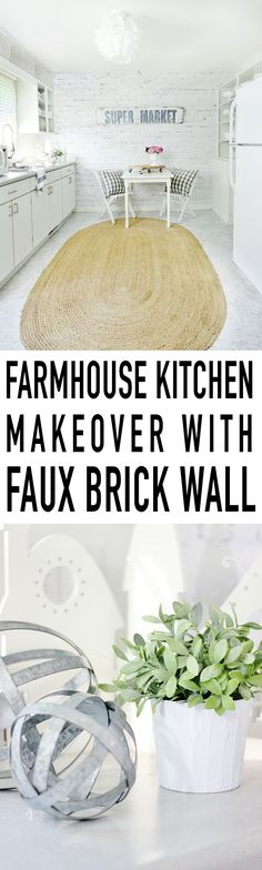 Farmhouse Kitchen Ma