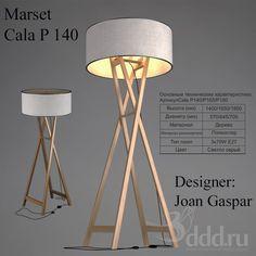 PROFI Floor lamp 3dsMax 2012 + obj (Vray) : Floor lamp : 3dSky - 3d models