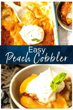 #thecookierookie #summerrecipes #peachcobbler #ingredients #dessert #grandma #co...