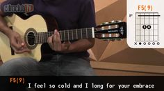 Every Breath You Take - The Police (aula de violão simplificada)