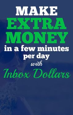 Looking for more ways to earn a little extra income? Want a side hustle that's fun and easy? Trying the frugal living lifestyle? Check out Inbox Dollars!