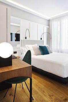 Hotel One Shot Palacio Conde Torrejón 09, Seville, 2017 - Alfaro-Manrique