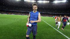 Gerard Piqué #Pique #FCBarcelona #3