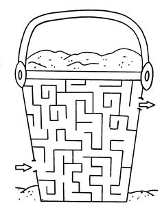 try your hand at our free printable mazes for kids