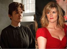 The cast of 'Downton Abbey' without the costumes | Slideshow | Fox News — WOW!