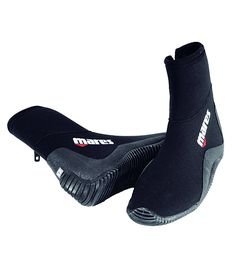 Mares 5mm Classic Zipper Dive Boots