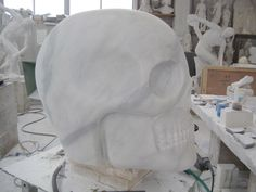 #skull , #Antonio-Cagianelli