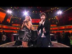 """American Idol Haley Reinhart and Casey Abrams """"I Feel the Earth Move"""""""