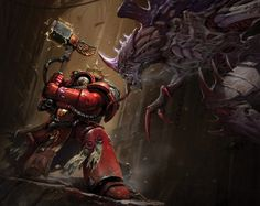 Warhammer 40000,warhammer40000, warhammer40k, warhammer 40k, ваха, сорокотысячник,фэндомы,Blood Angels,Space Marine,Adeptus Astartes,Imperium,Империум,Tyranids,Тираниды,Karlaen