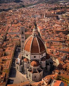 Cathedral of Santa Maria del Fiore,Tourist Attraction, Sightseeing Spots, Superb Views World Heritage Beautiful World, Beautiful Places, Places Around The World, Around The Worlds, Places To Travel, Places To Visit, Firenze Italy, Toscana Italy, Italy Tours