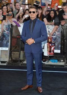 Jeremy Renner Photos - 'The Avengers: Age Of Ultron' - European Premiere - Red Carpet Arrivals - Zimbio