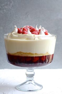 How to make a showstopper trifle