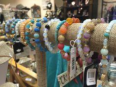 Stretch Beaded Bracelets
