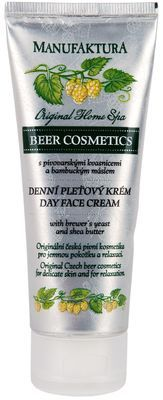 Face Day Cream with Brewer?s Yeast and Shea Butter