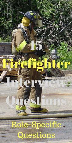 Other than technical qualifications, you have to clear a direct interview round to be selected in a firefighting team. Here is a list of selected firefighting job interview questions that would help you in your preparation. Firefighter School, Becoming A Firefighter, Firefighter Workout, Firefighter Training, Firefighter Paramedic, Wildland Firefighter, Volunteer Firefighter, Firefighter Decor, Firefighters Wife