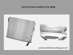 tusppatrones: PATRONES DE BOLSO PARA CARRITO DE BEBE