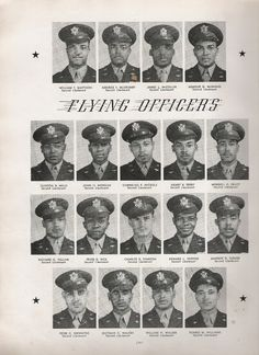 The Tuskegee Airmen -- great people in history that you should know about!