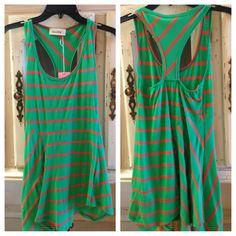 Asymmetrical Spring dress