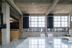 Galeria de Silo-top Studio, Escritório na cobertura de um antigo armazém / O-OFFICE Architects - 13