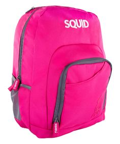 Loving this Hot Pink & Turquoise Classic SquidPack on #zulily! #zulilyfinds