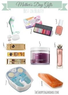 Mother's Day Gifts: Best in Beauty | The Shopping Mama