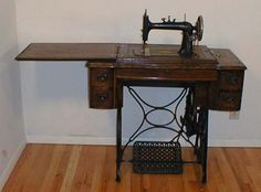New Home Sewing Machine Company   New Home Ruby treadle sewing machine (Photo courtesy of Ken McGhee)