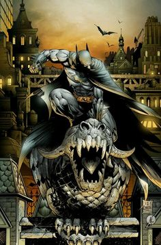 BATMAN •Tony Daniel