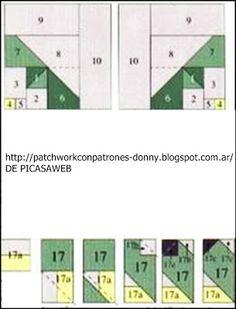 PATCHWORK= SOLO PATRONES = TODO GRATIS: patchwork = mantel realizado en patchwork con sus patrones