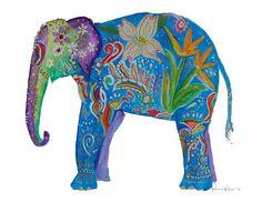 India inspired artwork by Karanporterart.com