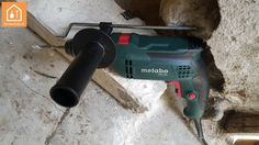 Test : perceuse à percussion SBE 650 de Metabo