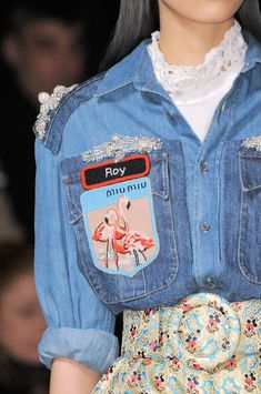 Miu Miu at Paris Fall 2016 (Details)