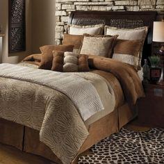 Uma Satin 8 Piece Bedding Comforter Set Home Inspirations