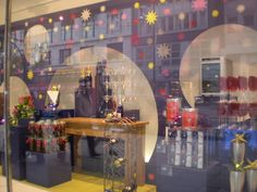 SHOPPING: Xmas Display__John Lewis-UK