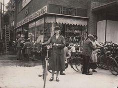 Vintage Hema. Hilversum, the Netherlands.