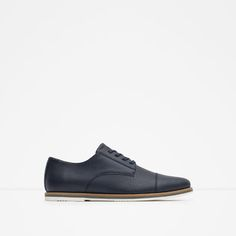 ZARA - MAN - MICRO-PERFORATED URBAN SHOES