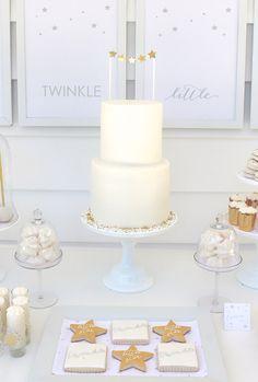 Twinkle Sprinkle Baby Shower by Bloom Designs